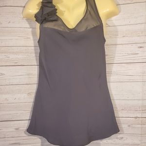 Maurices Charcoal Gray Tank Top